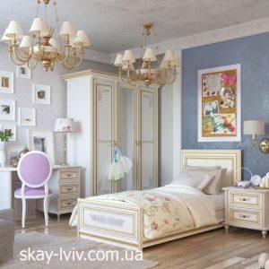 Принцеса спальня варіант №2