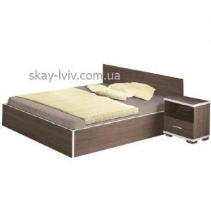 Нео Ліжко 2-х спальне венге магія