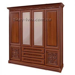 Тоскана Шафа 4-х дверна