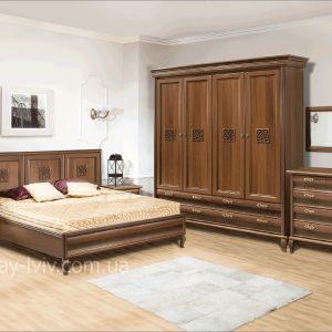 Спальня Лаура Нова Комплект