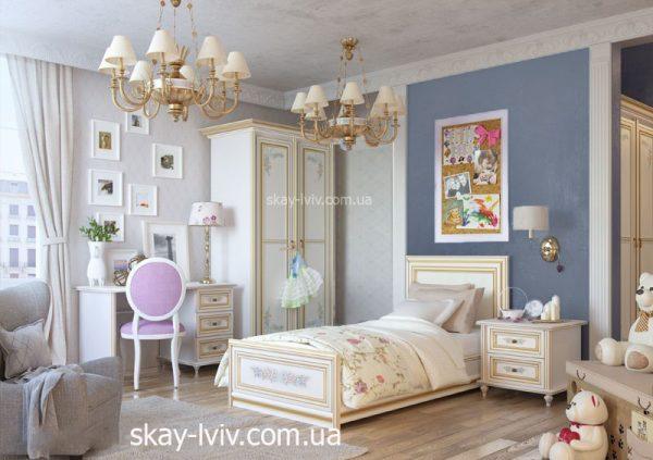 Принцеса спальня варіант №1