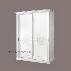 С-3 Шафа 2-х дверна білий