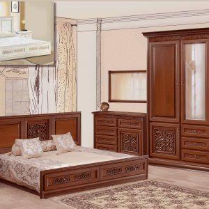 Тоскана Спальня Комплект